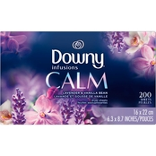 Downy Infusions Calm Fabric Softener Dryer Sheets, 200 ct.