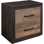 Homelegance Miter Collection Nightstand