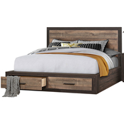 Homelegance Miter Collection Bed
