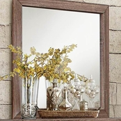 Homelegance Beechnut Collection Mirror