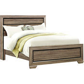 Homelegance Beechnut Collection Queen Bed