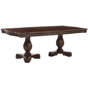 Homelegance Deryn Park Collection Double Table