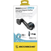 Scosche MagicMount Fresche Phone Vent Mount with SwingArm and Air Freshener
