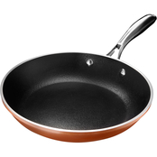 Gotham Steel Copper Cast NonStick Fry Pan 12 in.