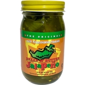 West Texas Pepper Traders Bread N Butter Jalapeno Peppers 12 units, 16 oz. each