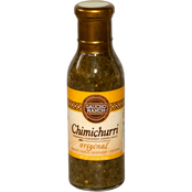 Gaucho Ranch Chimichurri Original 6 units, 12.5 oz. each