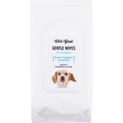 Well & Good Gentle Puppy Grooming Wipes 100 pk.