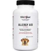 Well & Good Dog Allergy Aid Tablets 60 ct.