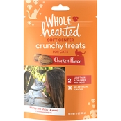 WholeHearted Soft Center and Crunchy Chicken Flavor Treats 3 oz.
