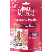 WholeHearted Soft Center and Crunchy Tuna Flavor Cat Treats 16 oz.