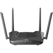 D-Link EXO AX AX1500 WiFi 6 Router