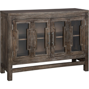 Signature Design by Ashley Hanimont Accent Cabinet