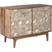 Signature Design by Ashley Carolmore Accent Cabinet
