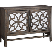 Signature Design by Ashley Alvaton Accent Cabinet