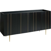 Signature Design by Ashley Brentburn Accent Cabinet