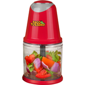 Nostalgia Home Taco Tuesday Salsa & Guacamole Chopper