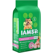Iams ProActive Health Adult Small and Toy Breed Dry Dog Food 7 lb.