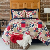 C & F Home Levi 3 pc. Quilt Set