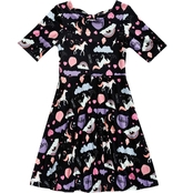 Emily West Girls Reversible Dress