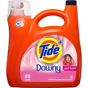 Tide with Touch of Downy HE Liquid Laundry Detergent, April Fresh