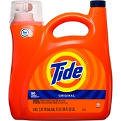 Tide HE Liquid Laundry Detergent, Original