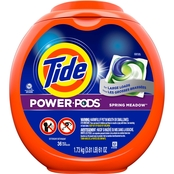 Tide Power Pods, Spring Meadow, 36 ct.