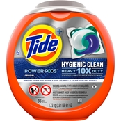 Tide Heavy Duty Power Pods, 36 ct.