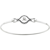 James Avery Memoir Initial M Hook On Bracelet