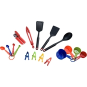 Farberware Classic 17 pc. Gadget and Tool Set