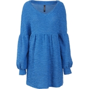 JW Balloon Sleeve Tunic