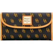 Dooney & Bourke Florentine Large Zip Around Wristlet