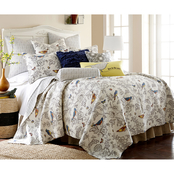 Levtex Home Mockingbird Quilt Set