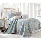 Levtex Home Spruce Spa Quilt Set