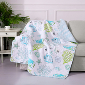 Levtex Home Biscayne Quilted Throw