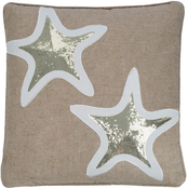 Levtex Home Blue Maui  Starfish Pillow