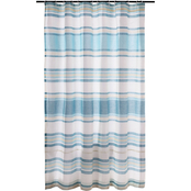 Levtex Home Blue Maui Shower Curtain