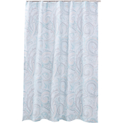 Levtex Home Spruce Spa Shower Curtain