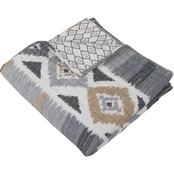 Levtex Home Santa Fe Quilted Throw