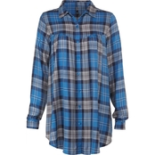 JW Plaid Mini Dress