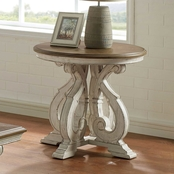 Furniture of America Maritza End Table