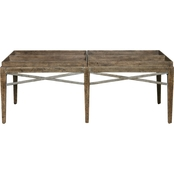 Bassett Woodridge Collection Rectangular Cocktail Table
