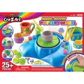 Cra-Z-Art Magic Move Pottery Wheel Toy
