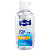 Suave Hand Sanitizer, 2 oz.