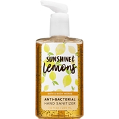 Bath & Body Works Hand Sanitizer Sunshine & Lemons 7.6 oz.