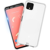 Case-Mate Protection Pack Tough Clear Case Glass Screen Protector Google Pixel 4 Xl