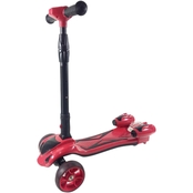 GlareWheel Kids Rocket Scooter