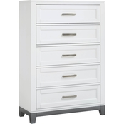Signature Design by Ashley Brynburg Collection 5 Drawer Chest