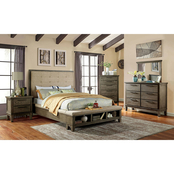 Furniture of America Berenice Collection Bed