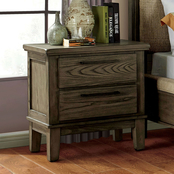 Furniture of America Berenice Collection Nightstand