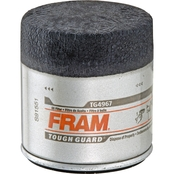 FRAM Tough Guard Spin On Oil Filter, TG4967